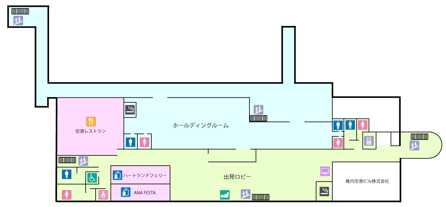 2Fフロアーマップ